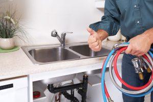 Αποφραξη κουζινας απο την Αποφραξεις Γουδι